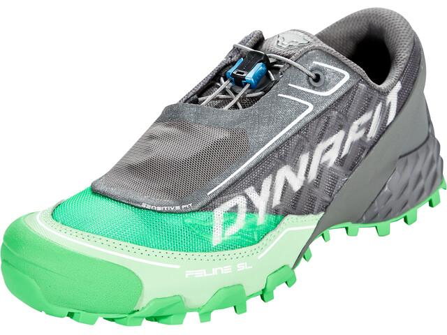 Dynafit Feline SL Zapatillas Mujer, gris/verde